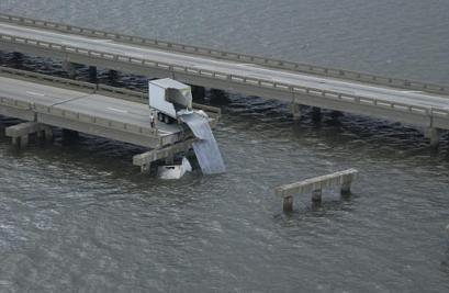 I-10CausewayBridgeAfterStorm